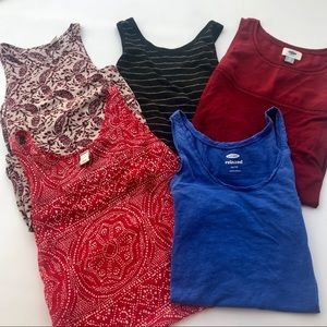 OLD NAVY • Tank Top Bundle size XS/S GUC